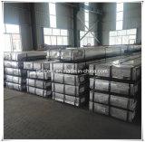 Piatto d'acciaio galvanizzato ondulato/piatto d'acciaio rivestito dello zinco