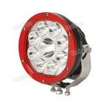 """7 """" indicatore luminoso di azionamento del punto del CREE 10W LED di 12V 24V 90W"""