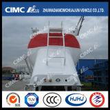 Huajun Cimc 32cbm ciment/poudre/pétrolier de charbon exporté