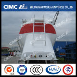 Cimc Huajun 32cbm Uitgevoerd Cement/Tanker Powder/Coal