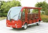 Высокопроизводительный автомобиль 14 мест электрический путешествуя