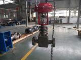 Dn25 PN250 Vanne de commande de dissipation thermique pour application à haute température