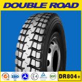 두 배 도로 상표 모든 강철 트럭 타이어 750r16 가장 싼 중국 Econimical 예산 700 할인 타이어
