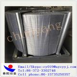 O cálcio silício metal Cored Wire / Casi Fio para purificar o aço Liuid