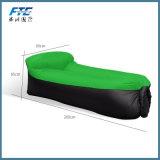 do sofá inflável rápido do ar de 250*70cm poliéster preguiçoso Laybag do saco 190t