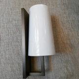 Il colore bianco moderno IP54 del bronzo del tessuto impermeabilizza l'indicatore luminoso della parete della stanza da bagno