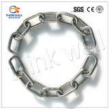 DIN766標準ステンレス鋼のリンク・チェーンか持ち上がる鎖