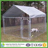 熱いすくい電流を通された二重犬の犬小屋