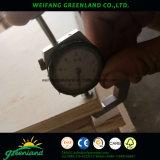 Película de PVC de 15mm Contrachapado para producir muebles de cocina