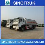 Cnhtc 10 de Vrachtwagen van de Olietanker HOWO van de Speculant 25000L Voor Verkoop