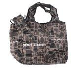 Design de impressão colorido dobrável Recicle o saco personalizado