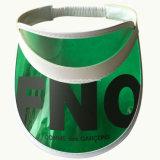 Protezione su ordinazione della visiera del PVC Sun di alta qualità di sublimazione per il commercio all'ingrosso