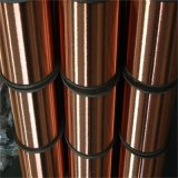 Kraftübertragung-Zeile CCS kupferner plattierter Stahldraht in der Plastikspule