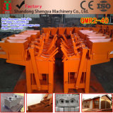 Qmr2-40 Lego Soil / Cement Block Milling Machinery Prices