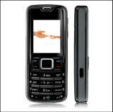 低価格の実用的で古い携帯電話の携帯電話GSMの電話