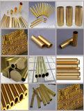 Tube en laiton sans soudure CZ126 / tuyau en cuivre, tube en cuivre, tuyau en laiton, tube en laiton, tuyau en bronze, tube en bronze / bagues sans soudure / cylindre en acier inoxydable / tige en cuivre