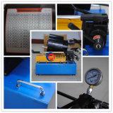 Máquina de friso da imprensa hidráulica manual de alta pressão profissional da mangueira