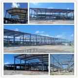 Structuur van het staal vervaardigde pre de Bouw met het Ontwerp van Nice