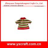 크리스마스 훈장 (ZY14Y593-1-2) 뜨개질을 하는 크리스마스 스웨터 훈장