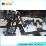 V-Hacer muescas en la máquina de Liminating de la tarjeta de papel del sistema del corte para el conjunto protector