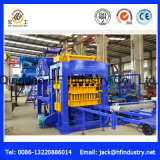 Máquina de fatura automática cheia do cimento Qt10-15/bloco de cimento/tijolo