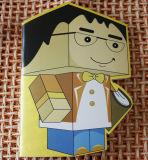 Mini Carton Personnages Shape Memo Pad