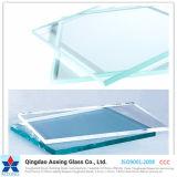 Feuille/glace teintée/claire de plat de flotteur pour la construction/guichet/à la maison avec du ce