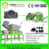 Machine de découpe pneumatique pour le traitement de déchets