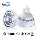 MR16 de 5W FOCO LED regulable COB