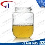 vaso di vetro del miele di alta qualità 470ml (CHJ8044)