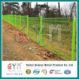 Разделительная стена /Welded Rolltop загородки Brc верхней части и дна крена