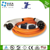 Electric Vehicles를 위한 Female 32A 3phase EV Charging Cable에 IEC62196-2 Male