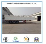 وتد شاحنة مقطورة من شحن [سمي] مقطورة من الصين