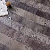 Bandes de couleur grise Plancher stratifié