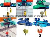 電気ワイヤーロープ起重機の工場製造業者