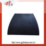 Logo noir imprimé en caoutchouc souple raclette à mastic