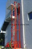 Подъемы вертикали пакгауза гидровлические промышленные/электрическая платформа подъема
