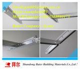 Griglie della sospensione del soffitto, barra del soffitto T/barra standard di T, griglie cape del T del soffitto della lega