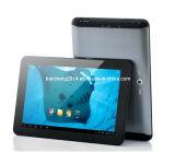 10.1 PC van Tablet van de Kern van de Vierling van de Duim Androïde 4.1 WiFi