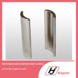 De super Macht Aangepaste N52 Permanente Magneet van NdFeB van het Segment
