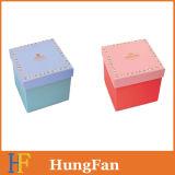 Quadratische Form-verpackengeschenk-Papierkasten für Installationssätze