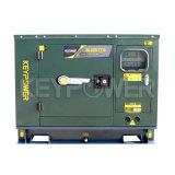 6kVA de 2500kVA diesel do gerador insonorizada