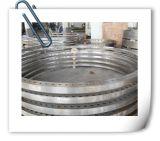 Flangia dell'anello del acciaio al carbonio dell'acciaio legato SAE1045
