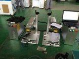 fibra portable de la máquina de la marca del laser de 110X110m m con 30W