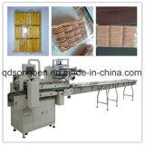 Galleta Multi-Rows Trayless Máquina de embalaje