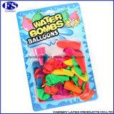 Sommer-Spielzeug Wasserbombe Ballons 100% Naturlatex