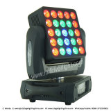 25*12W testa mobile della tabella del CREE LED con rotazione illimitata