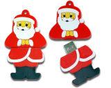 Nettes Weihnachtsserien-Karikatur USB-Blinken-Laufwerk (N-008)