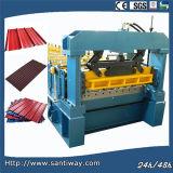 Металлические панели холодной роликогибочная машина для экспорта