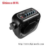 Shinco 6.5 인치 부과되어야 하는 액티브한 Bluetooth 휴대용 Karaoke 스피커
